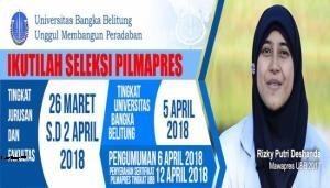 $Seleksi PILMAPRES 2018