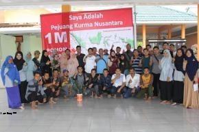 "Program Kerja Bangka Belitung! Pohon Kurma Pemberdaya Ekonomi Rakyat di Masa Depan ""From zero To B"